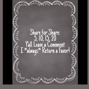 Other - SHARE FOR SHARE PAGE 2!  Please like this page!